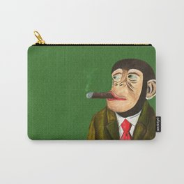 Rich Monkey from Animal Society Carry-All Pouch