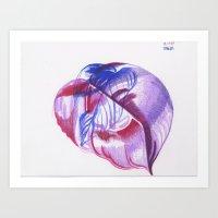 Pothos 4 Art Print