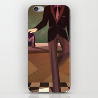 teacher iPhone & iPod Skins featuring Bad Teacher by modHero