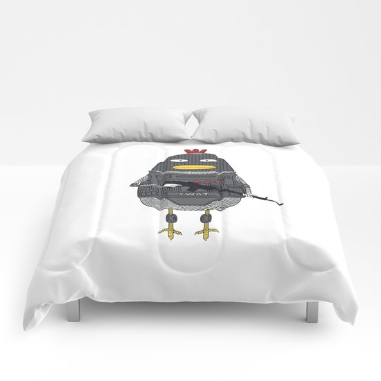 S.W.A.T. Comforters