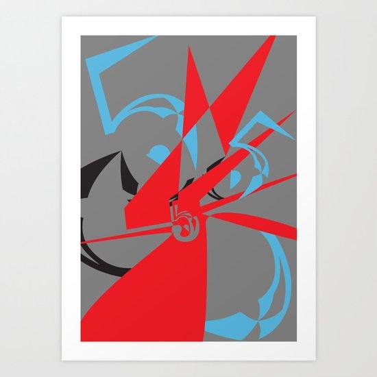no.05 Art Print