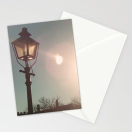 The Sun Stays the Same Stationery Cards