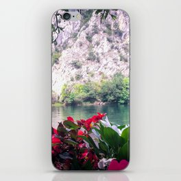 Matka Canyon, Macedonia iPhone Skin