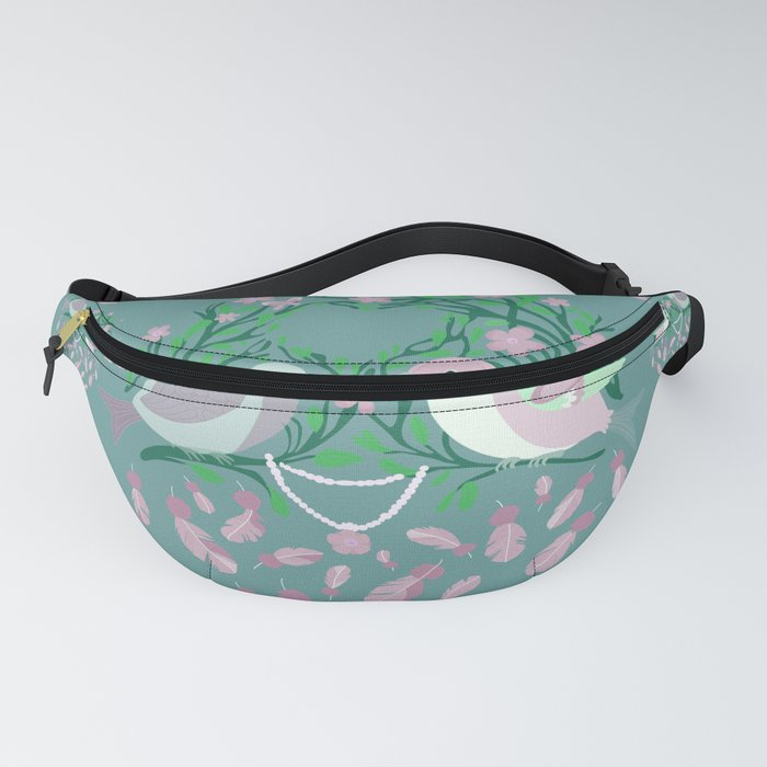 Love is in the air Spring Birds 04 Fanny Pack