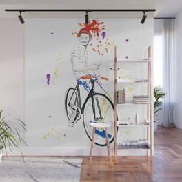Bicycle Another Life-Cycle Wall Mural
