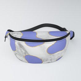Marble Gold Session IV-XIX Fanny Pack