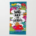 we are the weirdos by thewellkeptthing