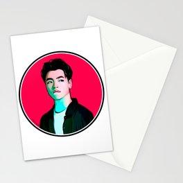 iKON Rainbow - Junhoe Stationery Cards