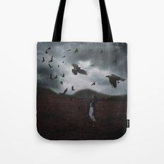 SHIELD THE LAND Tote Bag