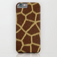 Animal Patterns - Giraffe Slim Case iPhone 6s