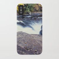 rush iPhone & iPod Cases featuring rush by Bonnie Jakobsen-Martin