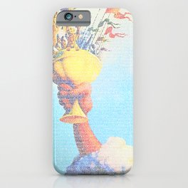 Monty Python & The Holy Grail. The Script Print! iPhone Case