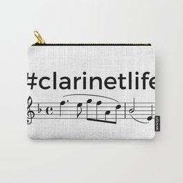 #clarinetlife Carry-All Pouch