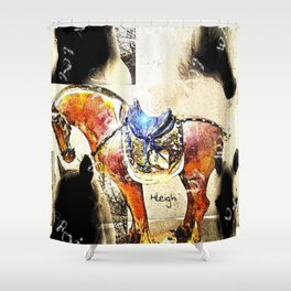 Prom Pictures Shower Curtain