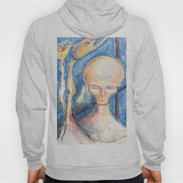 An Alien Meditates on Life and Beauty in the Earth Hoody