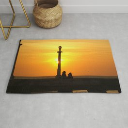 Romancing The Sunset 2 Rug