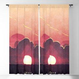 J'adore Blackout Curtain