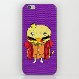 royale with cheese iPhone Skin