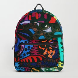 Eyes in the Matrix Backpack