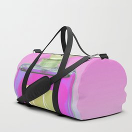 Scented Colors Pink Duffle Bag