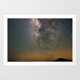 When You Wish Upon A Star Art Print