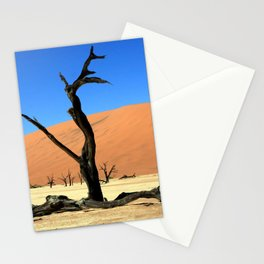 Dead Vlei Tree Stationery Cards