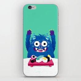 I Heart Sushi iPhone Skin