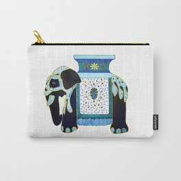 Bombay Blue Carry-All Pouch