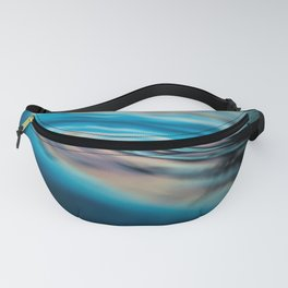Oily Reflection Fanny Pack
