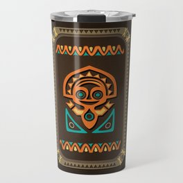 Disney's Polynesian Village - Tiki Travel Mug