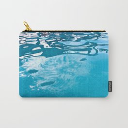 Pool Print Carry-All Pouch