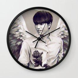 Angel Hyun Wall Clock