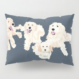 Kylie, tate, connor, and callie Pillow Sham