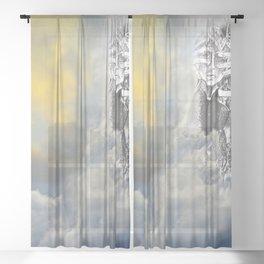 See Life Sheer Curtain