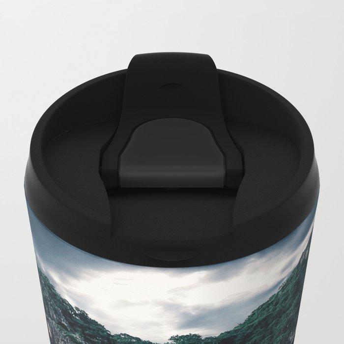 Mysterious Ocean Travel Mug