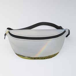 rainbow in the sunshine Fanny Pack