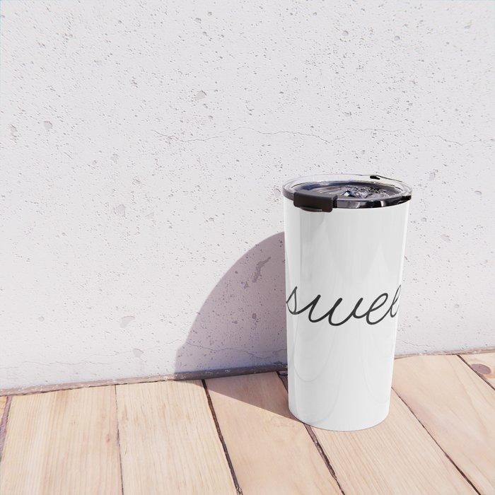 sweet dreams (1 of 2) Travel Mug