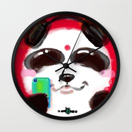 #DuckFace - BENDA Wall Clock