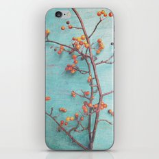She Hung Her Dreams on Branches iPhone Skin