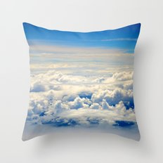 When I Had Wings I Throw Pillow