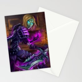 Lillian Voss Stationery Cards
