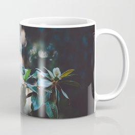 Floral V Coffee Mug