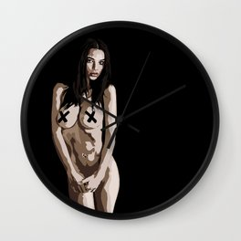 Oh, Emily. Wall Clock