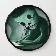 Unwritten Wall Clock