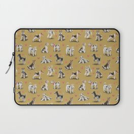 The Fox Terrier Laptop Sleeve
