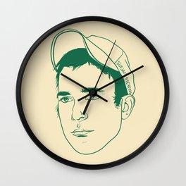 Sufjan Stevens Wall Clock