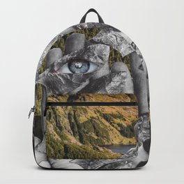 Handle These Eyes Backpack