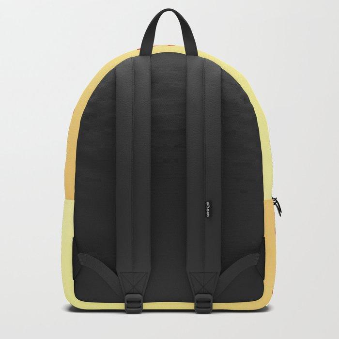 Flamingos #8 Backpack