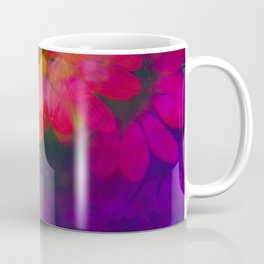 Echinacea photographed through a prism Coffee Mug
