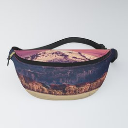 Mt Hood on Columbia River Fanny Pack